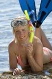 Snorkel Royalty Free Stock Image