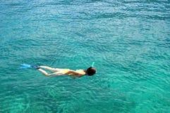 snorkel Стоковое Фото
