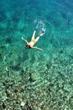 snorkel Стоковое фото RF
