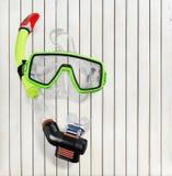 Snorkel Stock Afbeelding