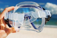 Snorkel equipment Royalty Free Stock Photo