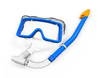 Snorkel Equipment Royalty Free Stock Photos