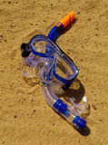 Snorkel gear 02 Stock Images