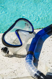 Snorkel Gear Stock Photography