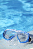 Snorkel goggles Stock Photography