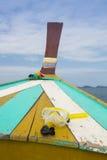 Snorkel na łodzi Obrazy Royalty Free