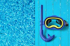 Snorkel Royalty Free Stock Image