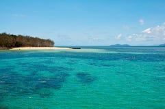 Большой риф барьера, Австралия Стоковые Изображения