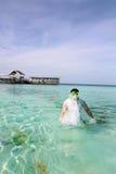 snorkeling Стоковая Фотография RF