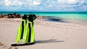 Snorkeling Zdjęcie Stock