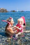 snorkeling Imagen de archivo