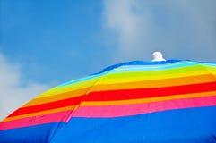 Snorkeling na praia Fotos de Stock Royalty Free