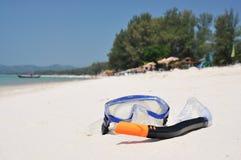 Snorkeling set Royalty Free Stock Photo