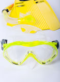 Snorkeling Set Stock Image