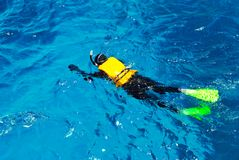 Snorkelling Stock Photos