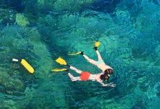 Free Snorkelling Stock Image - 9268021