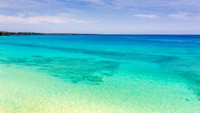 Snorkelling Blue Hawaii Royalty Free Stock Photography