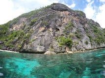 Snorkelling punkt Zdjęcie Stock