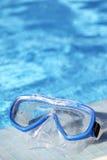 Snorkelschutzbrillen Stockfotografie