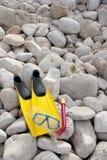 Snorkling - 13 Lizenzfreie Stockbilder