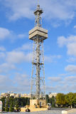 Snortling tower Stock Images