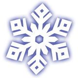 Snow Royalty Free Stock Photos