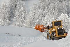 Snow Stock Photo
