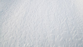 Snow. Close up of snow with Stock Photo