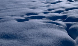 Snow. Detailed snow background in nature Royalty Free Stock Photo