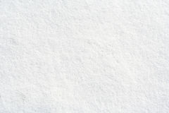 Snow. White snow texture and background Stock Photography