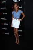Snow at the 2012 ROC Nation Pre- Grammy Brunch, Soho House, West Hollywood,CA 02-11-12 Stock Image