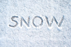 Snow Stock Images