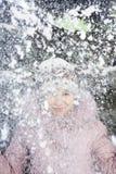 Snow! Royalty Free Stock Image
