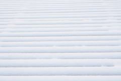 Snow abstract pattern Royalty Free Stock Photography