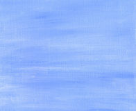 Snow - acrylic painting Royalty Free Stock Photography