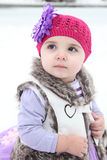 Snow baby Stock Photos