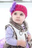 Snow baby Stock Photos
