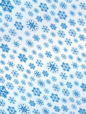 Snow Background. It's really coming down this holiday! Use these snowflakes individually, in groups or as a dynamic background. A retro 50s designed, colorful Stock Photos