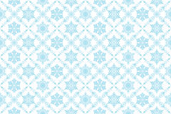 Snow background. Background of snow crystal. Vector illustration Royalty Free Stock Photo