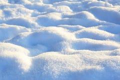 Snow background Royalty Free Stock Photo