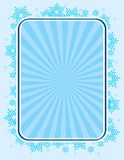 Snow background royalty free stock photos