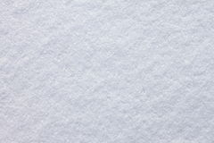 Snow background. The texture of the snow for a background Royalty Free Stock Images