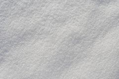 Snow background. A snow closeup Stock Image