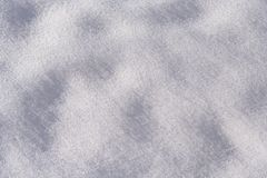 Snow background. A snow closeup Royalty Free Stock Photo