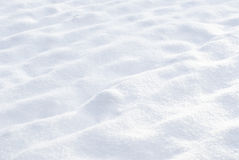 Snow background. Abstract background with field of snow Stock Photography