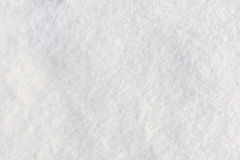 Snow Background Stock Image