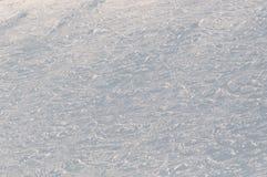 Snow background ski slope Royalty Free Stock Photo