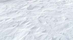 Snow background texture Stock Images