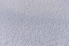 Snow background texture relief Royalty Free Stock Photo
