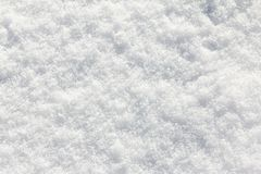 Snow background white in winter day. Season of Cold weather, texture abstract. Snow background white in winter day. Season of Cold weather. Crystal snowflake Stock Photography